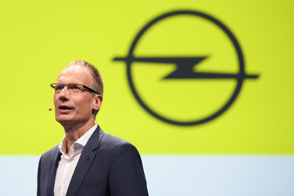 Michael Lohscheller, Geschäftsführer der Opel Automobile GmbH. (Archivbild)