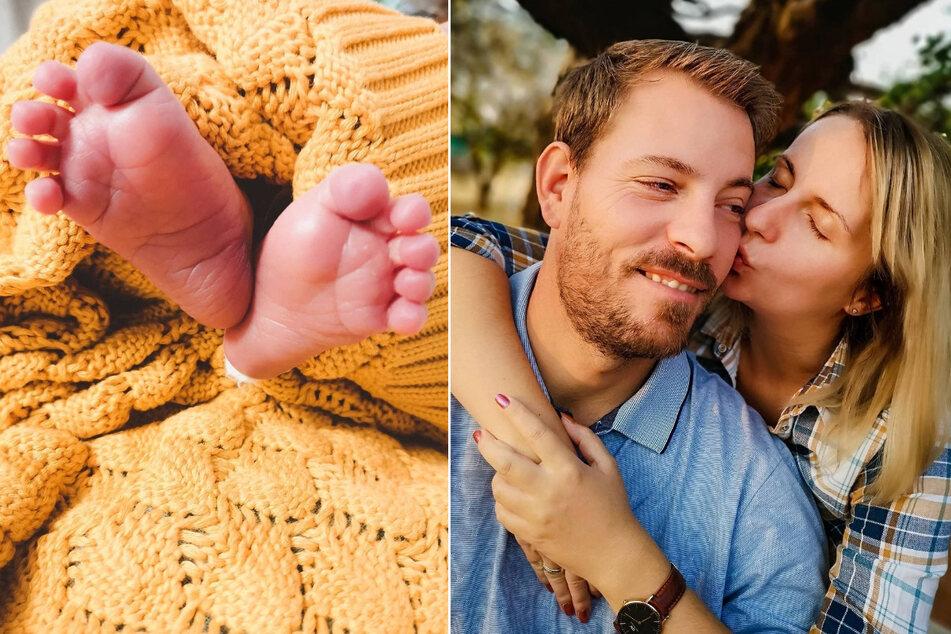 """Das Baby ist da! """"Bauer sucht Frau""""-Traumpaar Anna und Gerald sind Eltern"""
