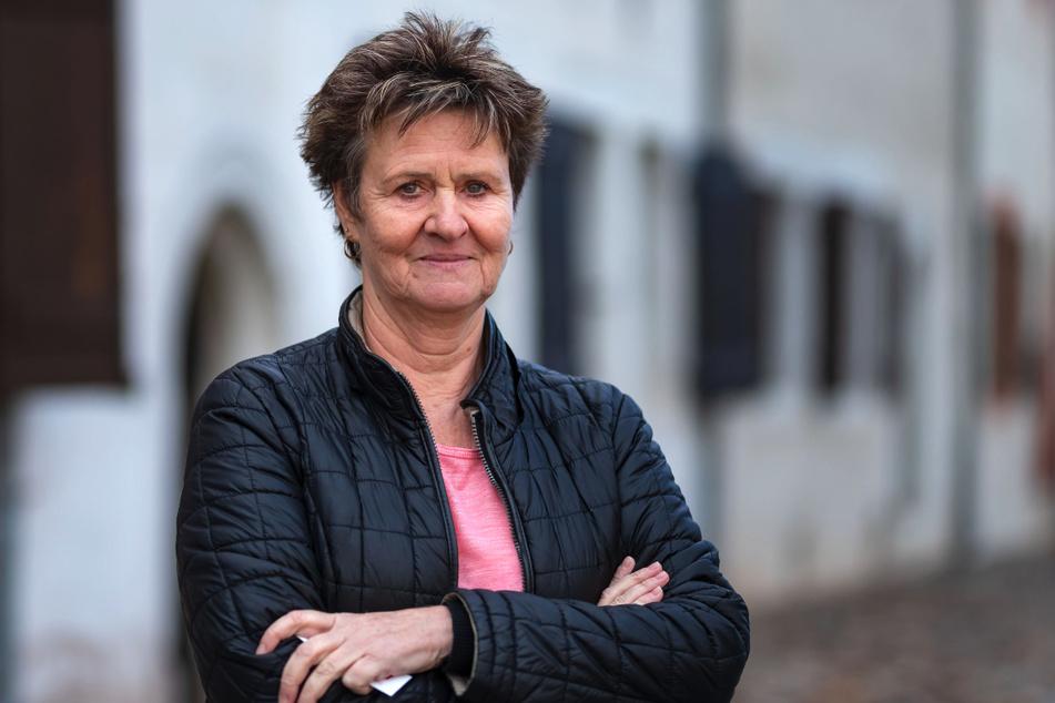 Sabine Zimmermann (60, Linke) will den Wahlkreis Zwickau gewinnen.
