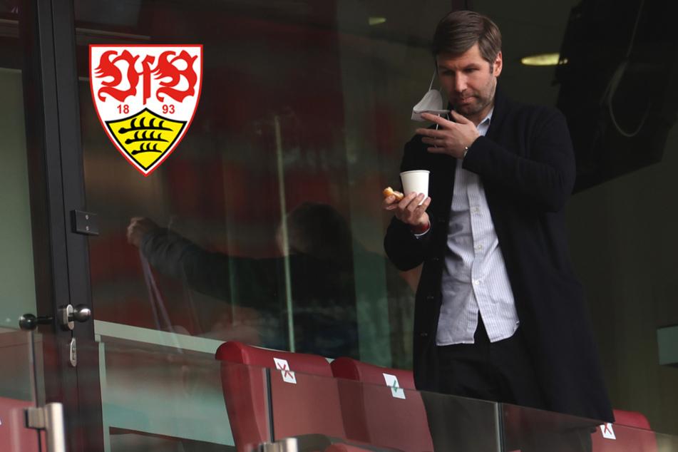 VfB-Boss Hitzlsperger erklärt Führungskrise für beendet! Aber geht das so einfach?