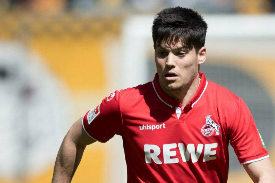 Jorge Meré (23) erlebt beim 1. FC Köln derzeit eine Hochphase.