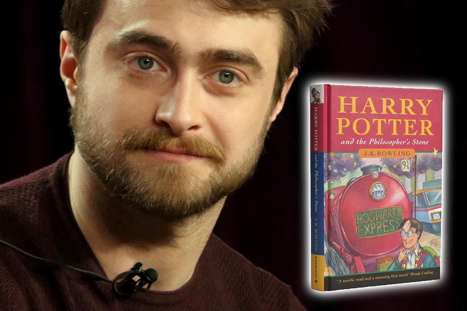 "Extrem seltenes ""Harry Potter""-Exemplar für Rekordsumme versteigert"