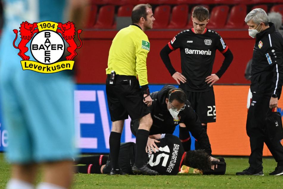 Bittere Verletzung: Leverkusen muss lange auf Nationalspieler verzichten