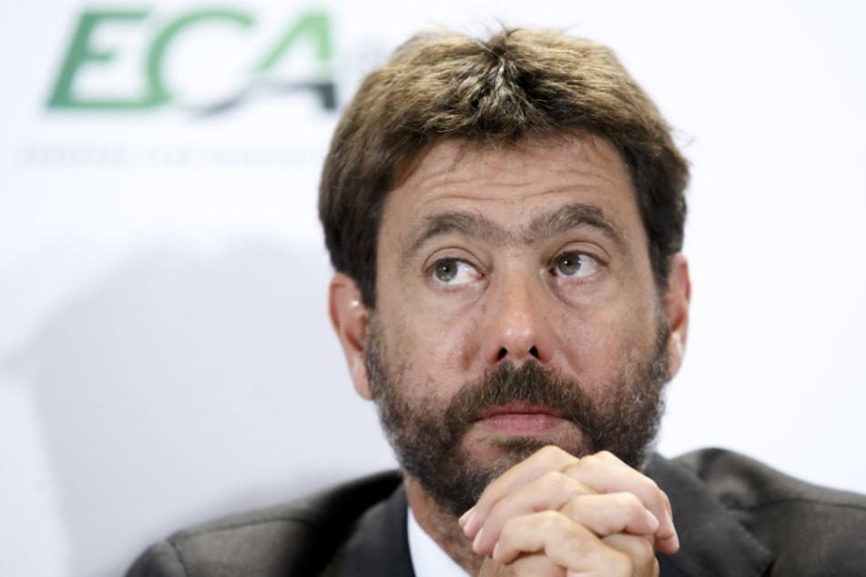 Club-Präsident Andrea Agnelli (Archiv).