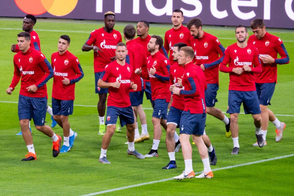 Corona-Alarm bei serbischem Top-Klub! Sechs Profis positiv getestet