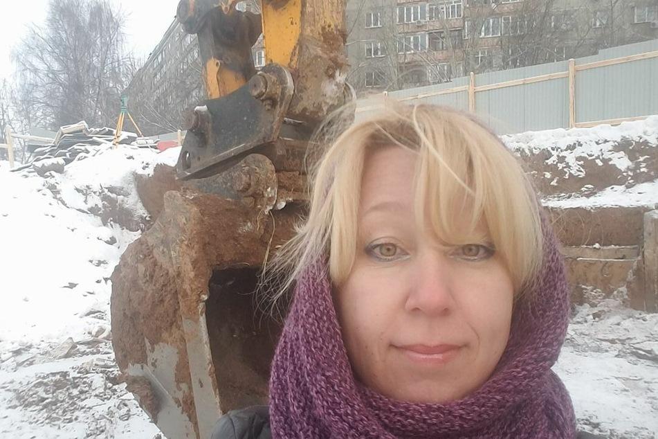 Irina Slawina hat sich am vergangenen Freitag in Nischni Nowgorod selbst angezündet.