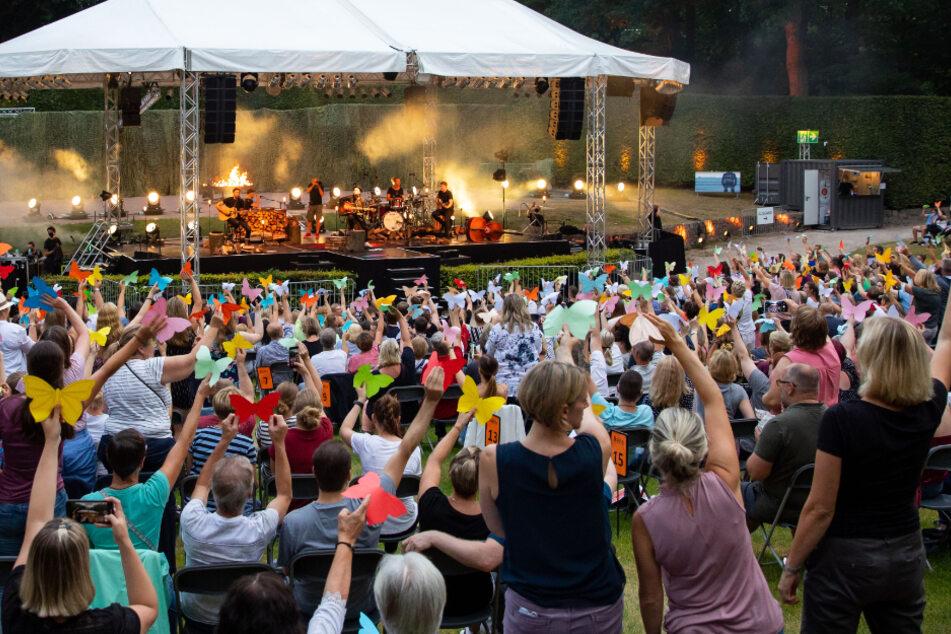 Hamburg: Trotz steigender Inzidenz: Diese Konzerte im Stadtpark sollen stattfinden!