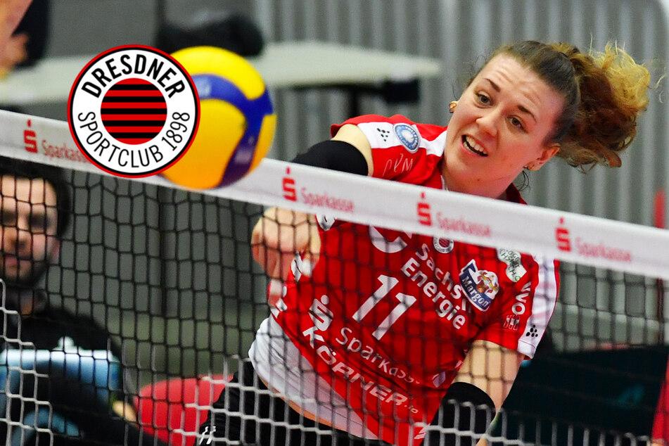 Wird Maja Storck vom DSC erneut Schweizer Volleyballerin des Jahres?