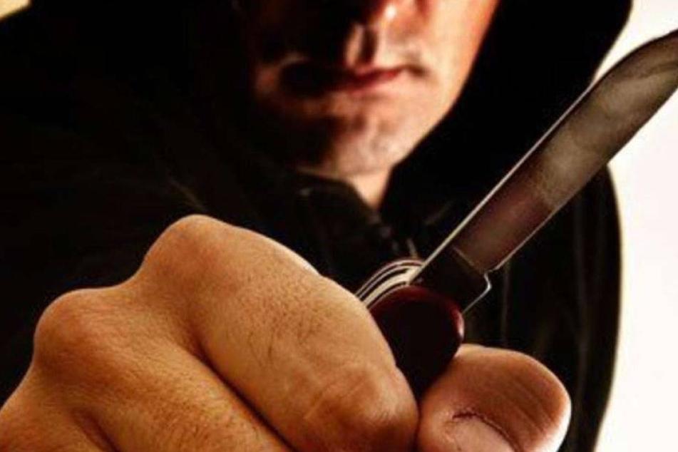 Messer-Attacke in Kaufhaus: Kunde sticht Verkäufer nieder