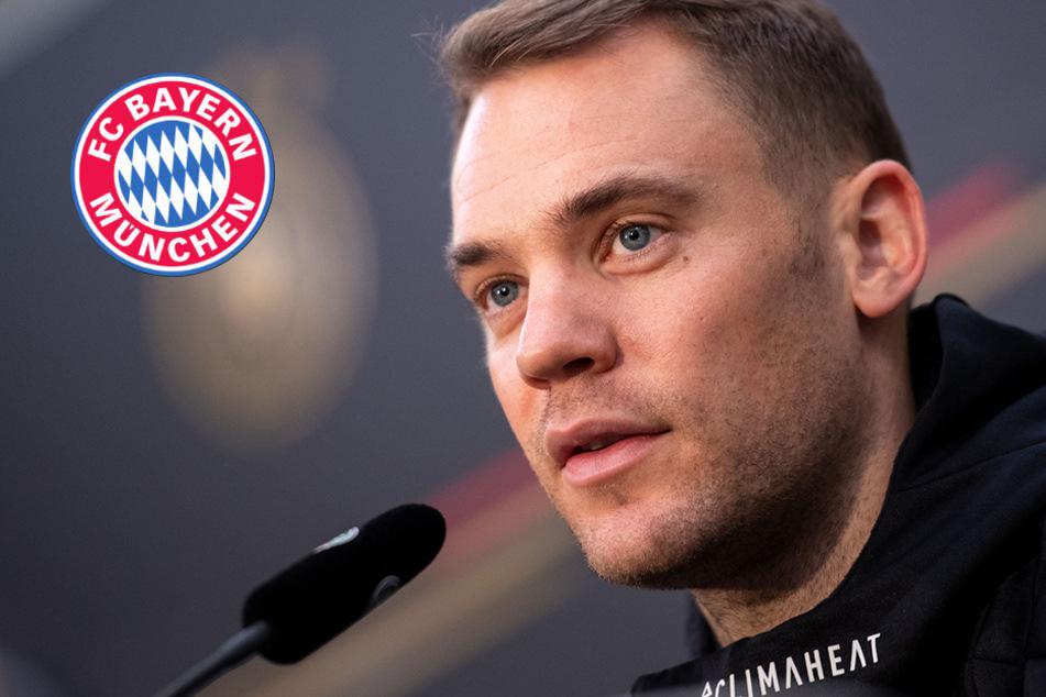"""Bayern-Keeper Neuer: """"Tragen Verantwortung für unseren Berufsstand"""""""