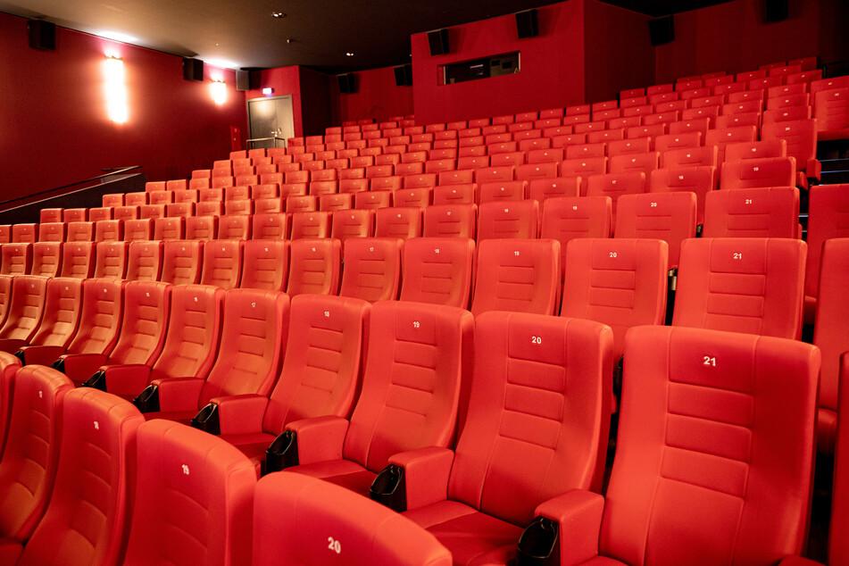 Ein leerer Kinosaal (Symbolbild).