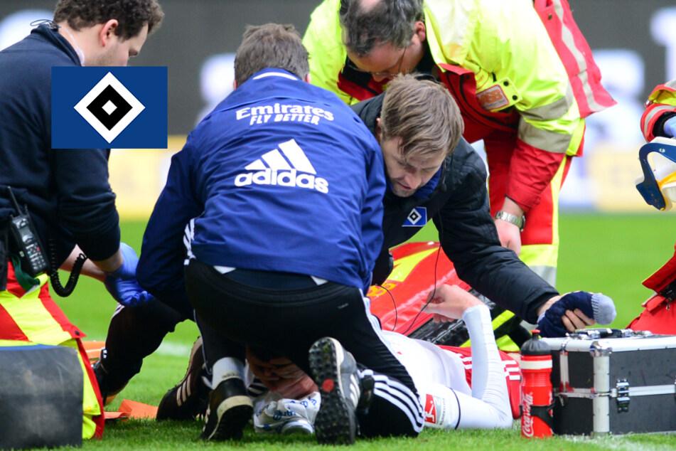 Hamburg: Zweimal bewusstlos! HSV in großer Sorge um Youngster Jordan Beyer