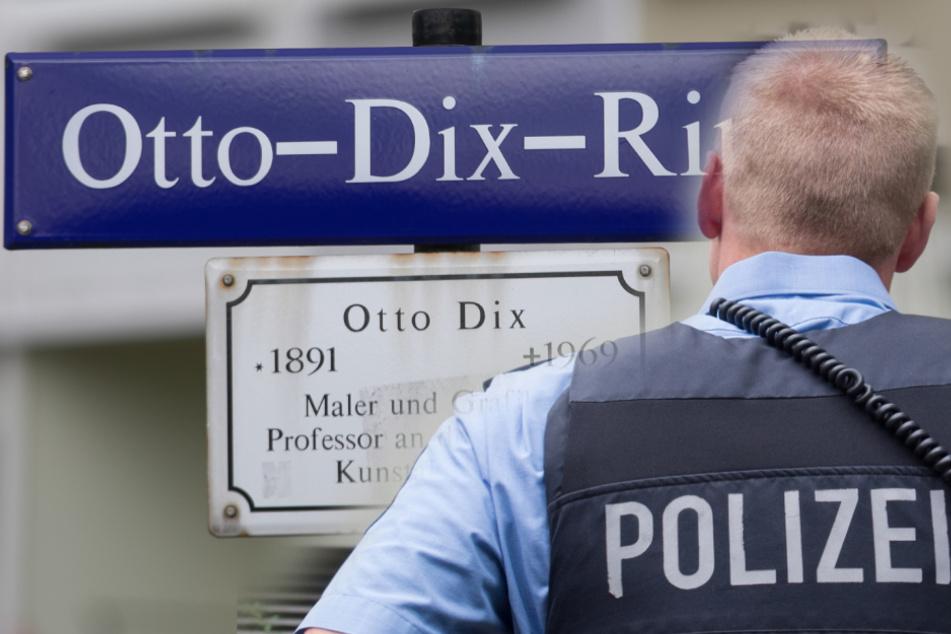 Dresden: 24-Jähriger in Dresden mit Messer und Softair-Waffe bedroht