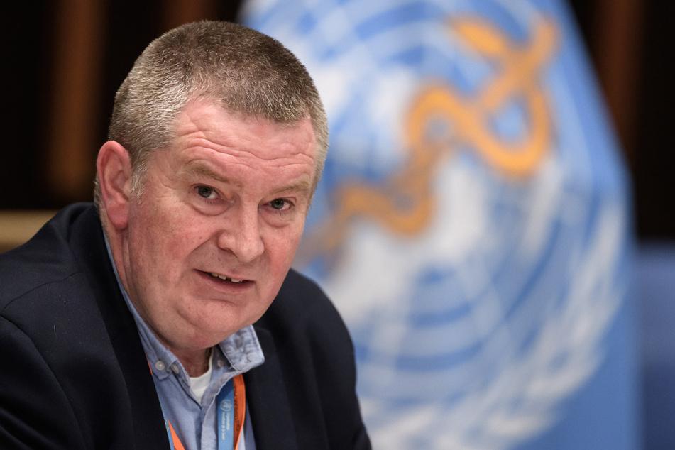 Michael Ryan (55), Exekutivdirektor des WHO-Programms für gesundheitliche Notfälle.
