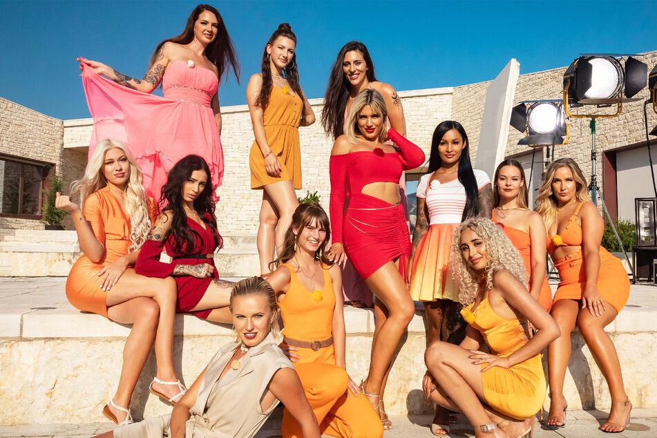 """Temptation Island: Oh, là, là! Diese Mädels sollen auf """"Temptation Island"""" vergebene Männer verführen"""