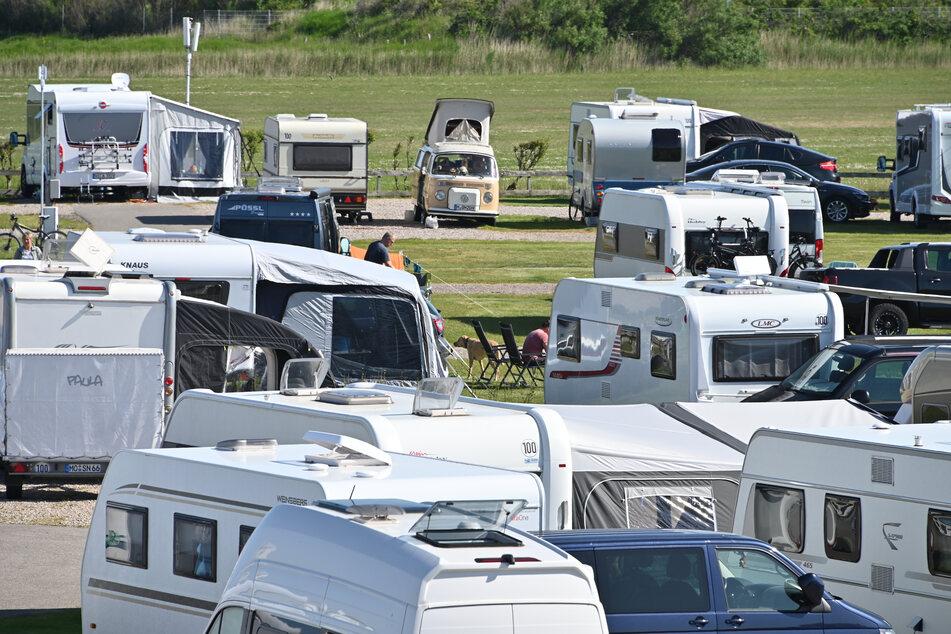 """Anfrageflut auf Camping-Plätze: """"Wir werden wirklich überrannt"""""""