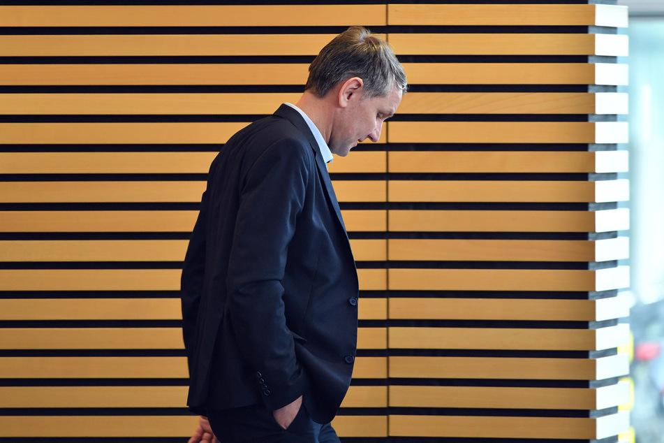 AfD-Politiker Björn Höcke (47).