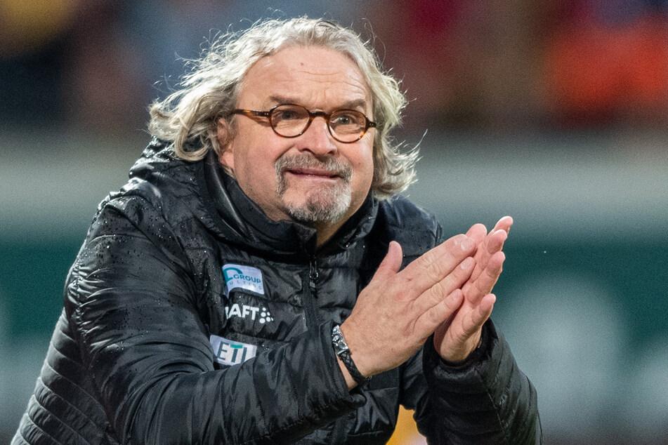 Heiko Scholz (55) leitet nun erst einmal interimsweise die Geschicke gemeinsam mit Ferydoon Zandi (41).