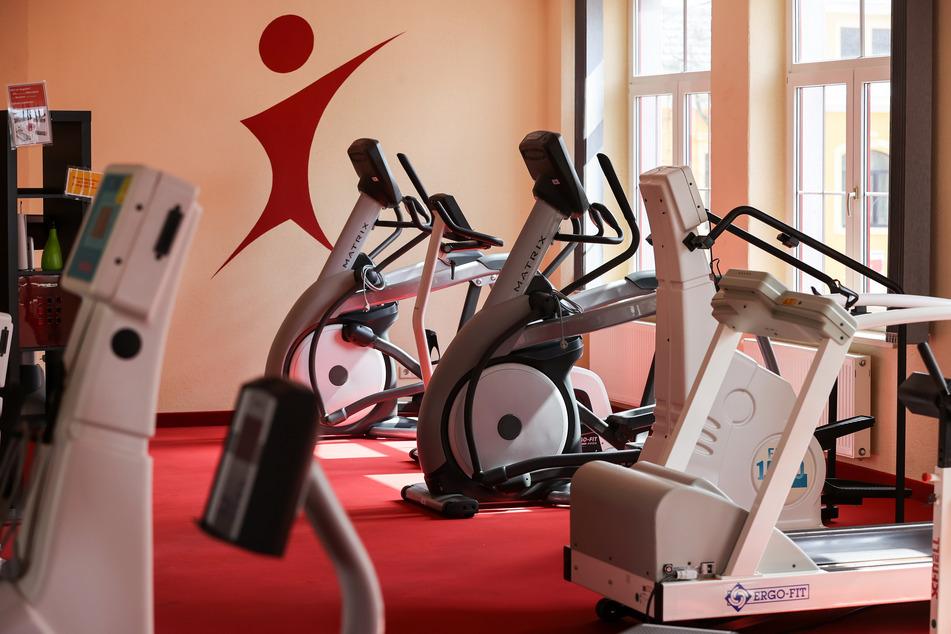 Nach mehr als 20 Jahren macht das Fitnessstudio in Limbach-Oberfrohna coronabedingt dicht.