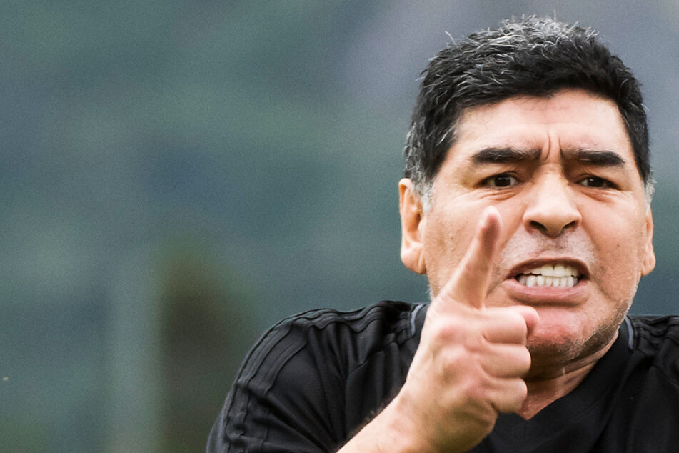 Chaos um Diego Maradonas Nachlass: Wohin sind über 90 Millionen Dollar verschwunden?