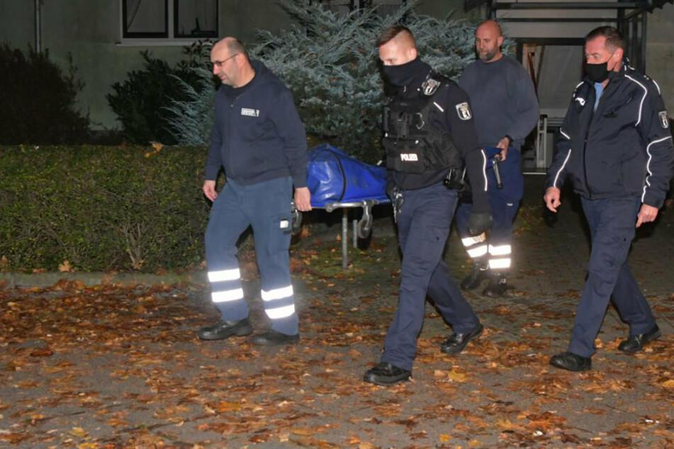 Berlin: Großmutter findet dreijährige Enkelin tot in Wohnung: Vater unter Verdacht