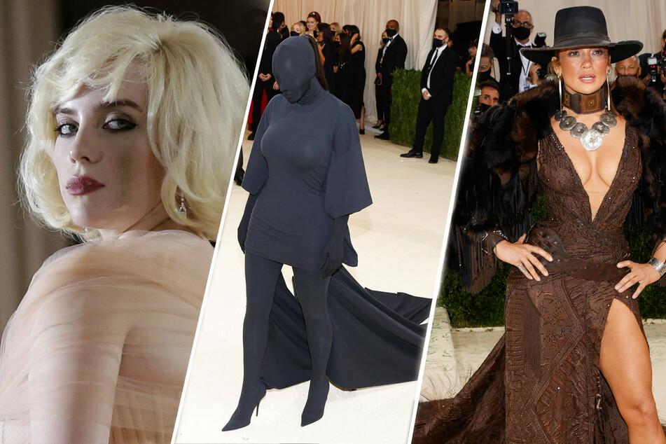 Met Gala: Kim Kardashian, Billie Eilish, and Lil Nas X shine on a weird and wonderful night