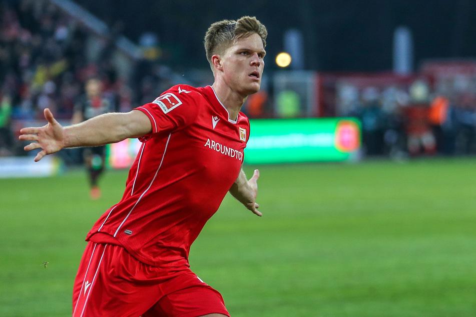 Der Magdeburger Offensivspieler Marius Bülter (27) ist bis zum Sommer an den 1. FC Union Berlin ausgeliehen.