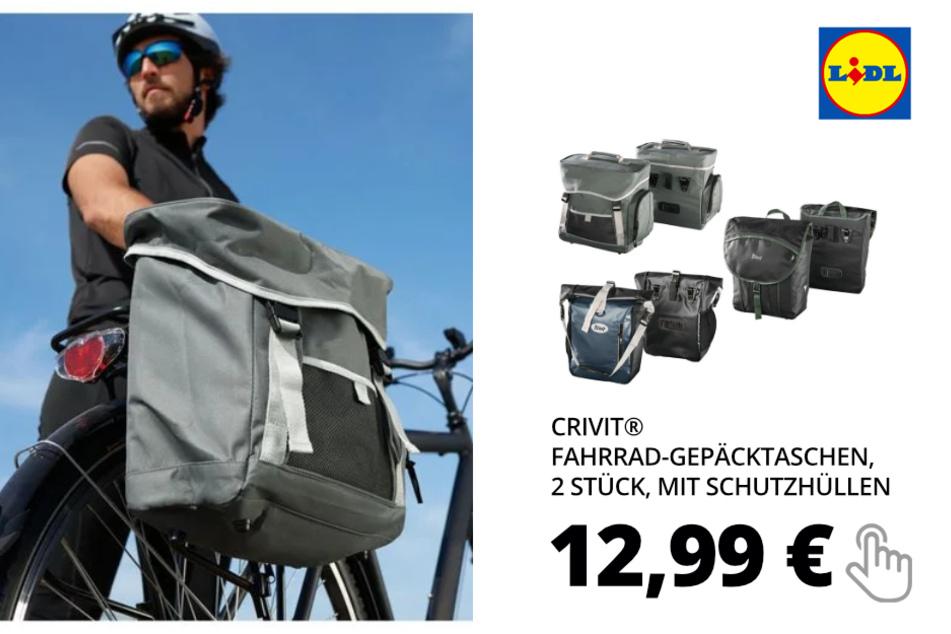 Fahrrad-Gepäcktaschen