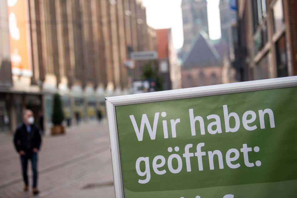 In Niedersachsen dürfen Geschäfte für Terminshopping öffnen. (Symbolbild)