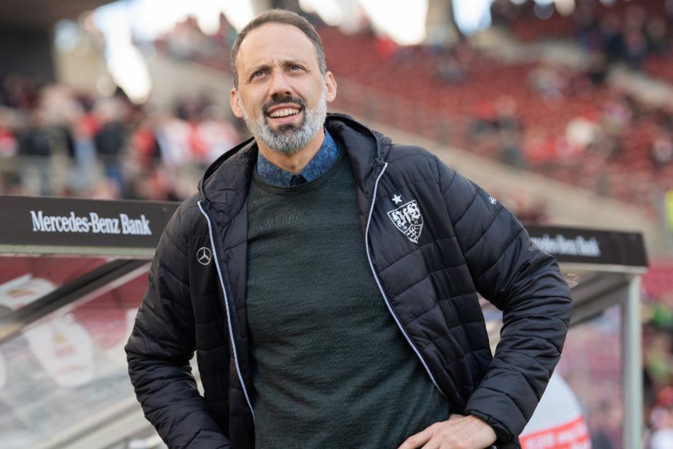 VfB-Trainer Pellegrino Matarazzo.