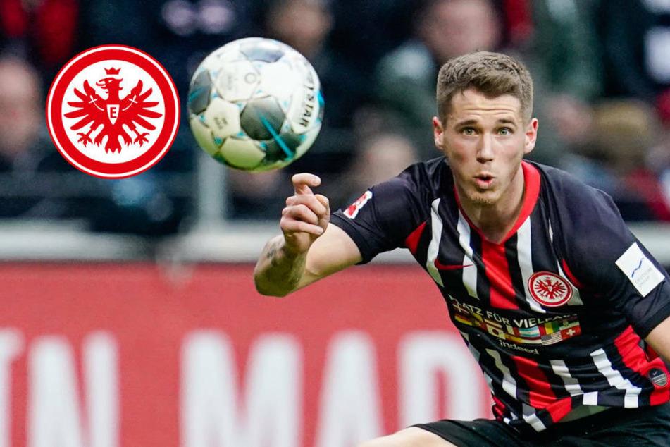 Eintracht-Profi Erik Durm: So geht Training in der Corona-Krise