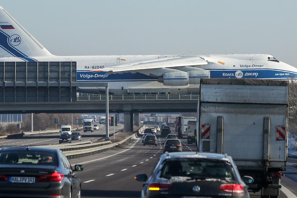Demo gegen Flughafen-Ausbau: Hier wird's in Leipzig richtig eng!