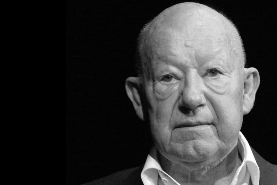 Der Berliner Schauspieler Jürgen Holtz ist im Alter von 87 Jahren verstorben.