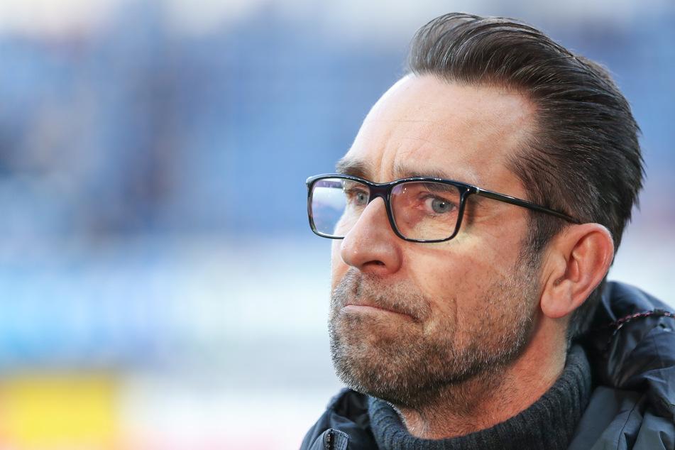 Hertha-Manager Michael Preetz spricht über die wirtschaftlichen Folgen für den Verein.