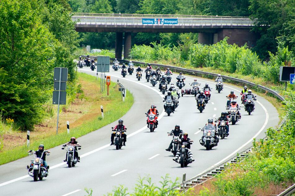 Motorradfahrer in Bayern: Diese Regeln gelten nun bei Ausflügen