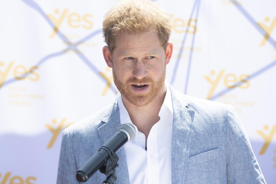 Von null auf Geschäftsführer: Prinz Harry (36) geht künftig in San Francisco arbeiten.