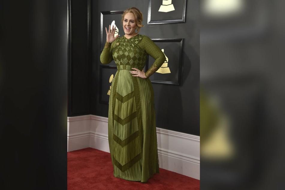 Adele verlor deutlich an Gewicht: So sah sie noch 2017 aus! (Archivbild)