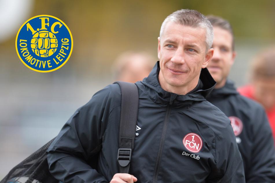 Schnappt sich Lok Leipzig Nürnberg-Coach Marek Mintal?