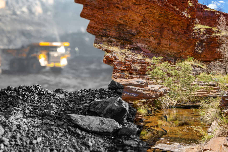 A sacred Aboriginal heritage site in Western Australia has been damaged by BHP again (stock image).