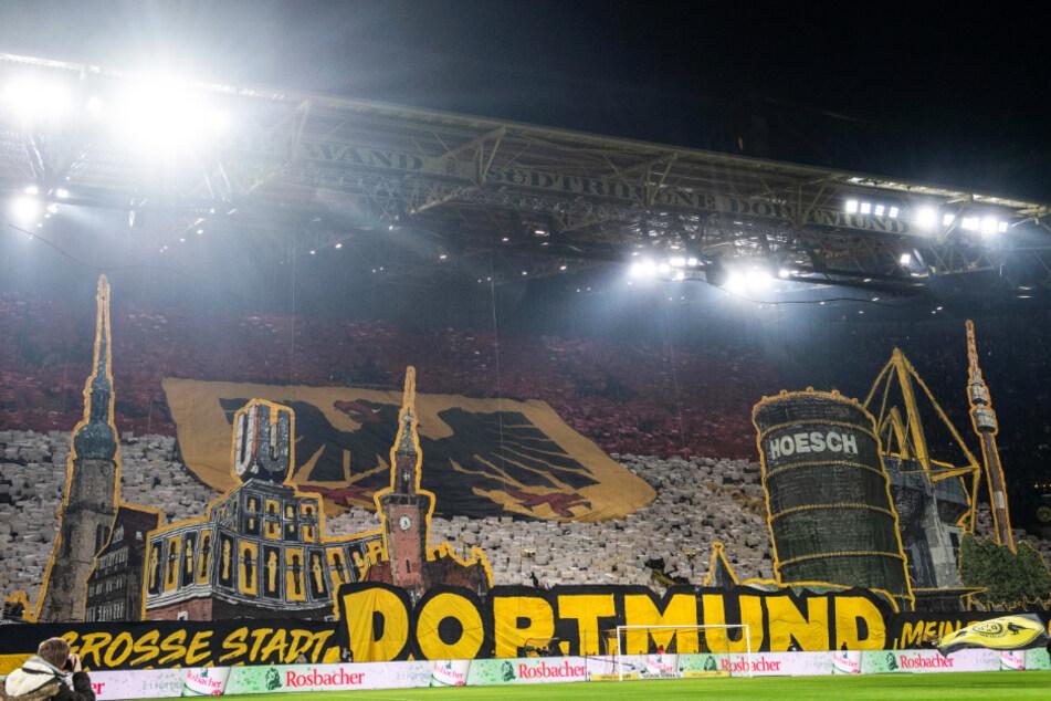 Wann es wohl die nächste volle Südtribüne und Fan-Choreografie in Dortmund geben wird?