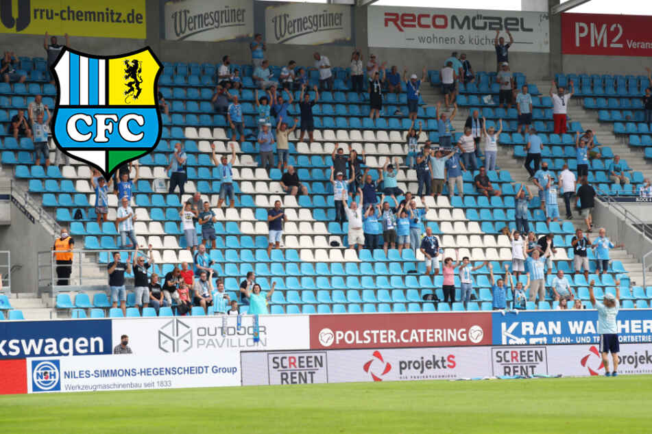 Erstmals wieder Fans im CFC-Stadion! Verein hofft auf schwarze Null