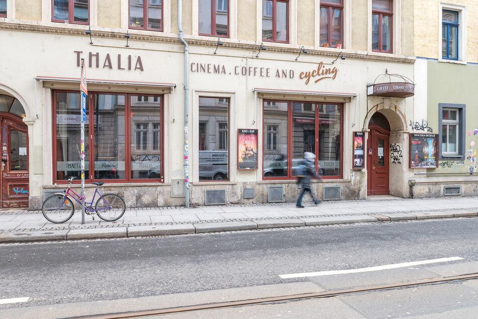 Das Thalia auf der Görlitzer Straße in Dresden. Auch hier würde man gern wieder spielen.