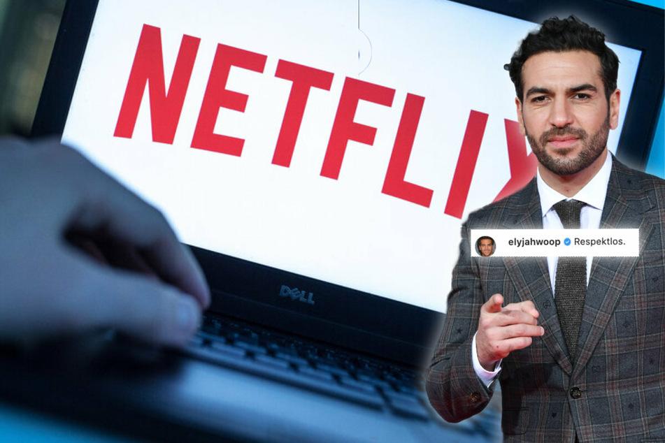 """Respektlos"": Elyas M'Barek teilt gegen Netflix aus!"