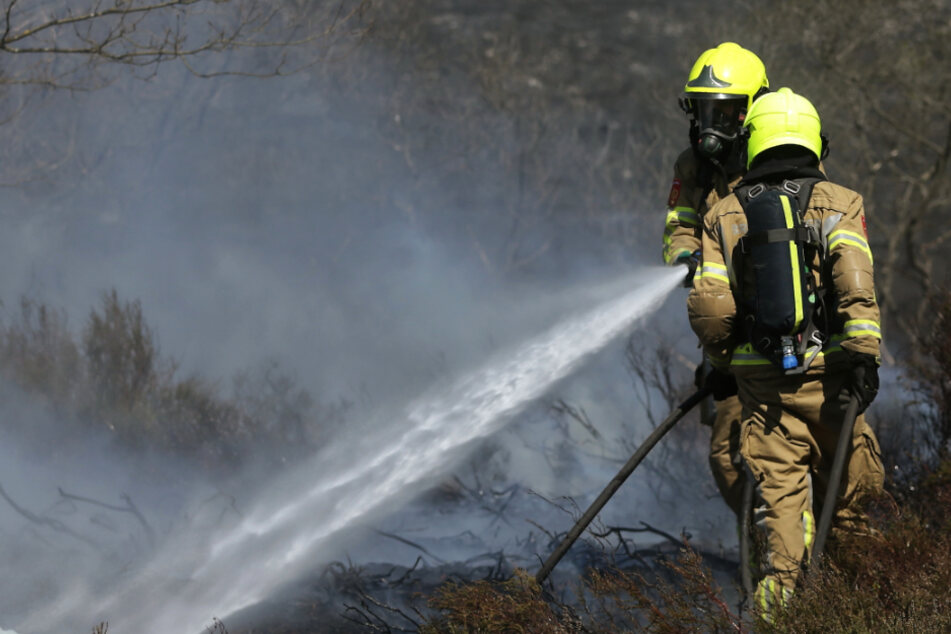 Waldbrände in Hessen: Feuerwehr warnt Bevölkerung wegen Trockenheit