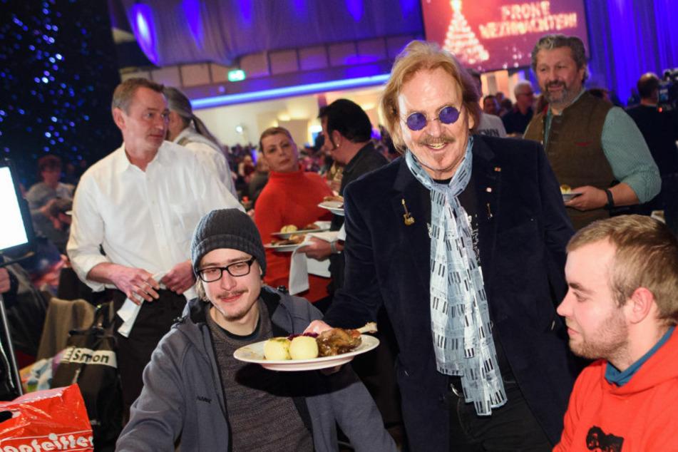 Trotz Corona: Frank Zanders Weihnachtsessen für Obdachlose soll stattfinden