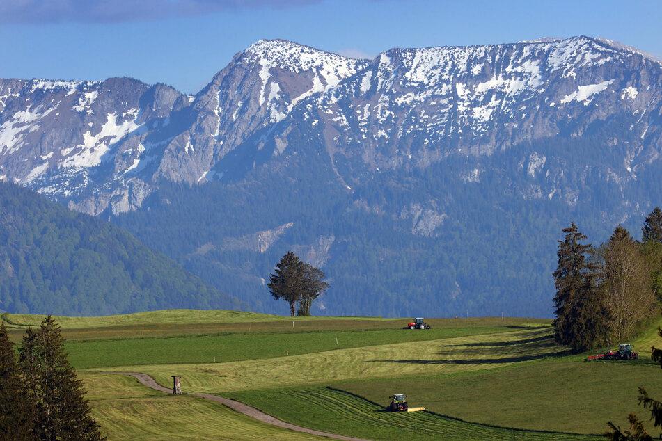 Die Frau wollte am Samstag auf den 3281 Meter hohen Roten Knopf im Bundesland Kärnten steigen. (Symbolbild)