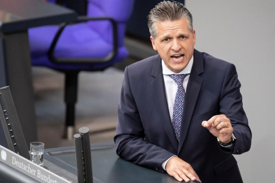 Thorsten Frei (46, CDU), Mitglied des Deutschen Bundestages (Archivbild).