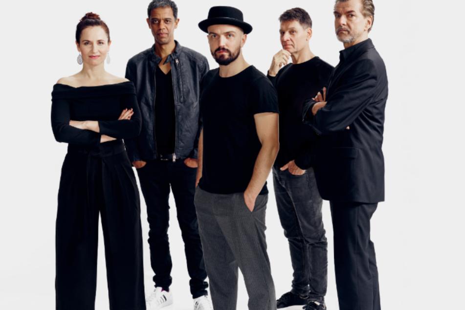 """Das Cover des Albums """"Jazz Department"""" der Band """"Söhne Mannheims"""" (undatierte Aufnahme)."""