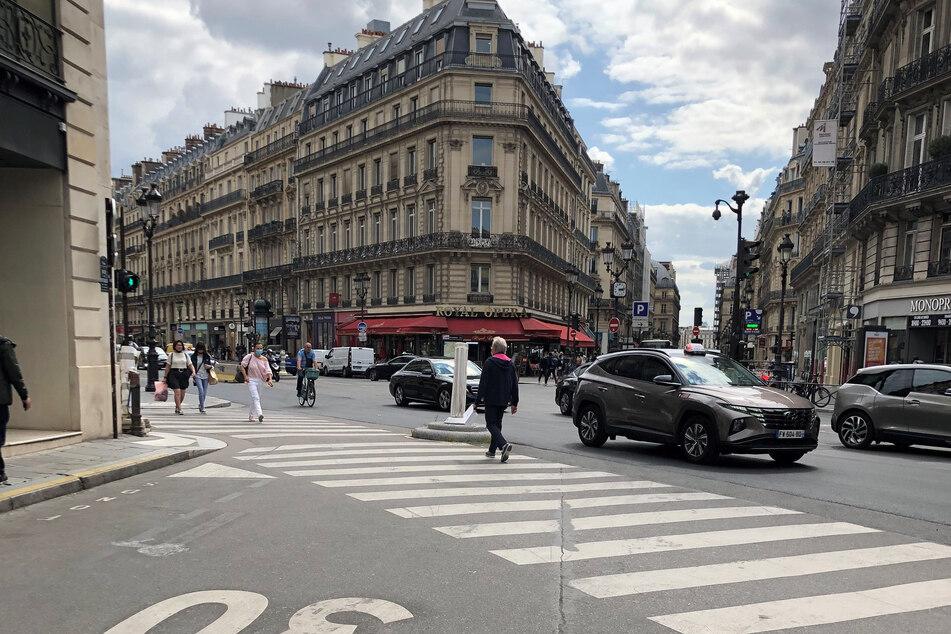 Paris soll größtenteils zur Tempo-30-Zone werden.