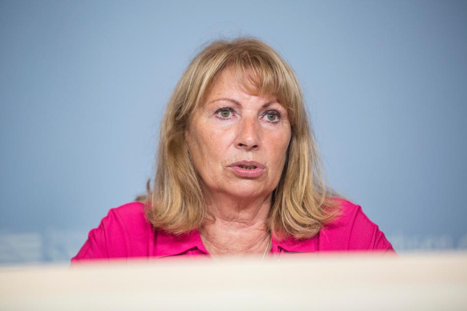 Sachsens Sozialministerin Petra Köpping (63, SPD) erkennt mehrere Gründe für die niedrige Impfquote in Sachsen.